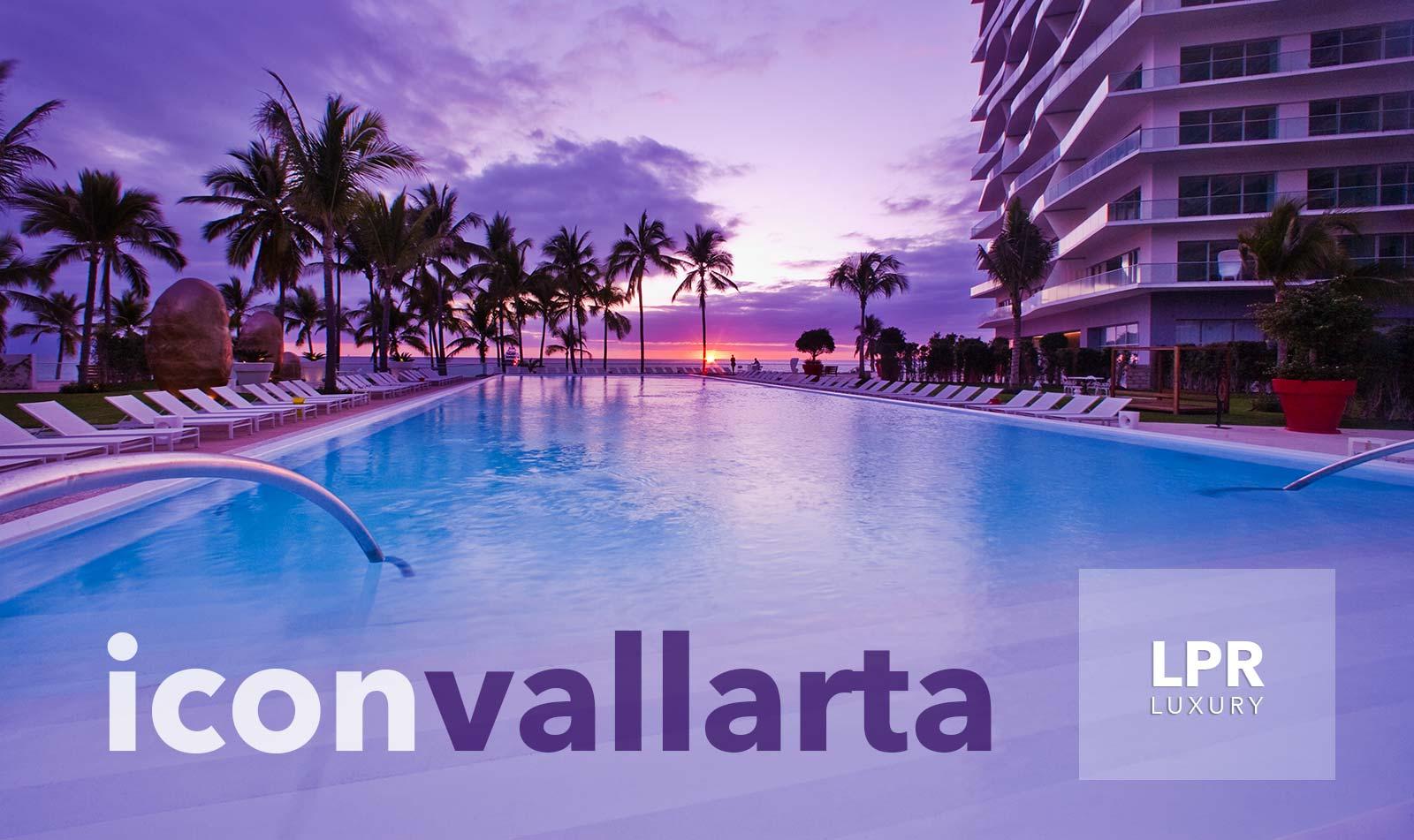 Icon Valarta - Puerto Vallarta Luxury beachfront condos for sale and rent - Hotel Zone Puerto Vallarta real estate