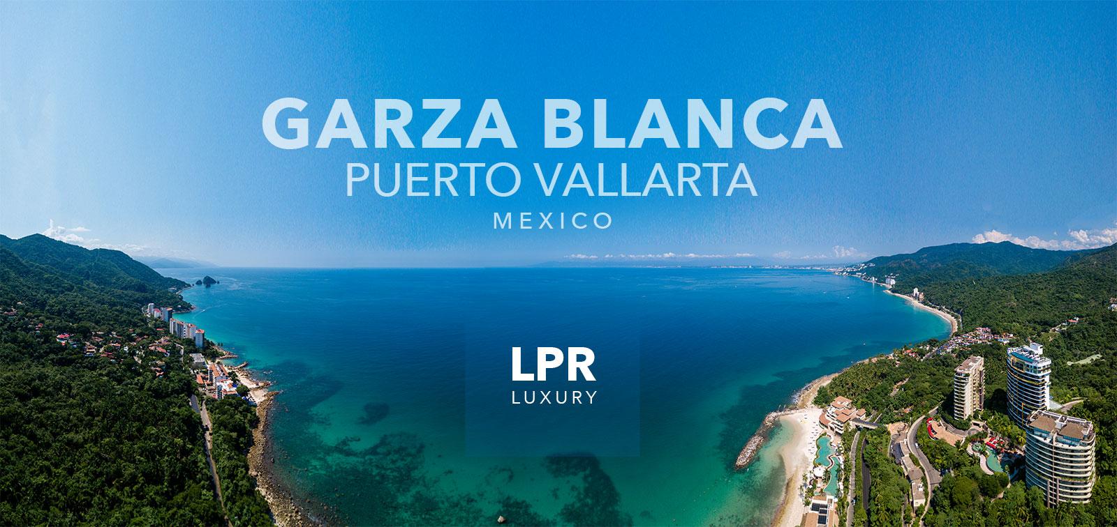 Garza Blanca - South Shore Puerto Vallarta Luxury Condominiums For Sale and Rent