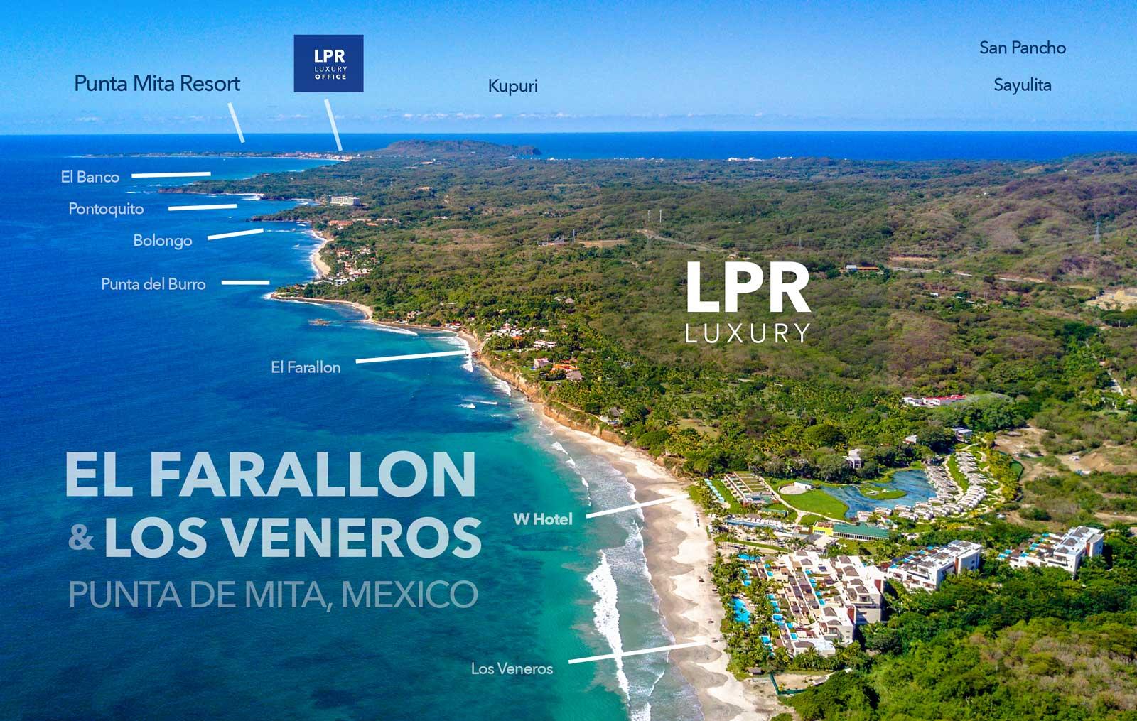 Los Veneros - Punta de Mita, Riviera Nayarit, Mexico