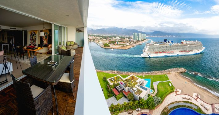 Tres Mares - B1902 - Real estate in Marina Vallarta, Puerto Vallarta, Jalisco, Mexico
