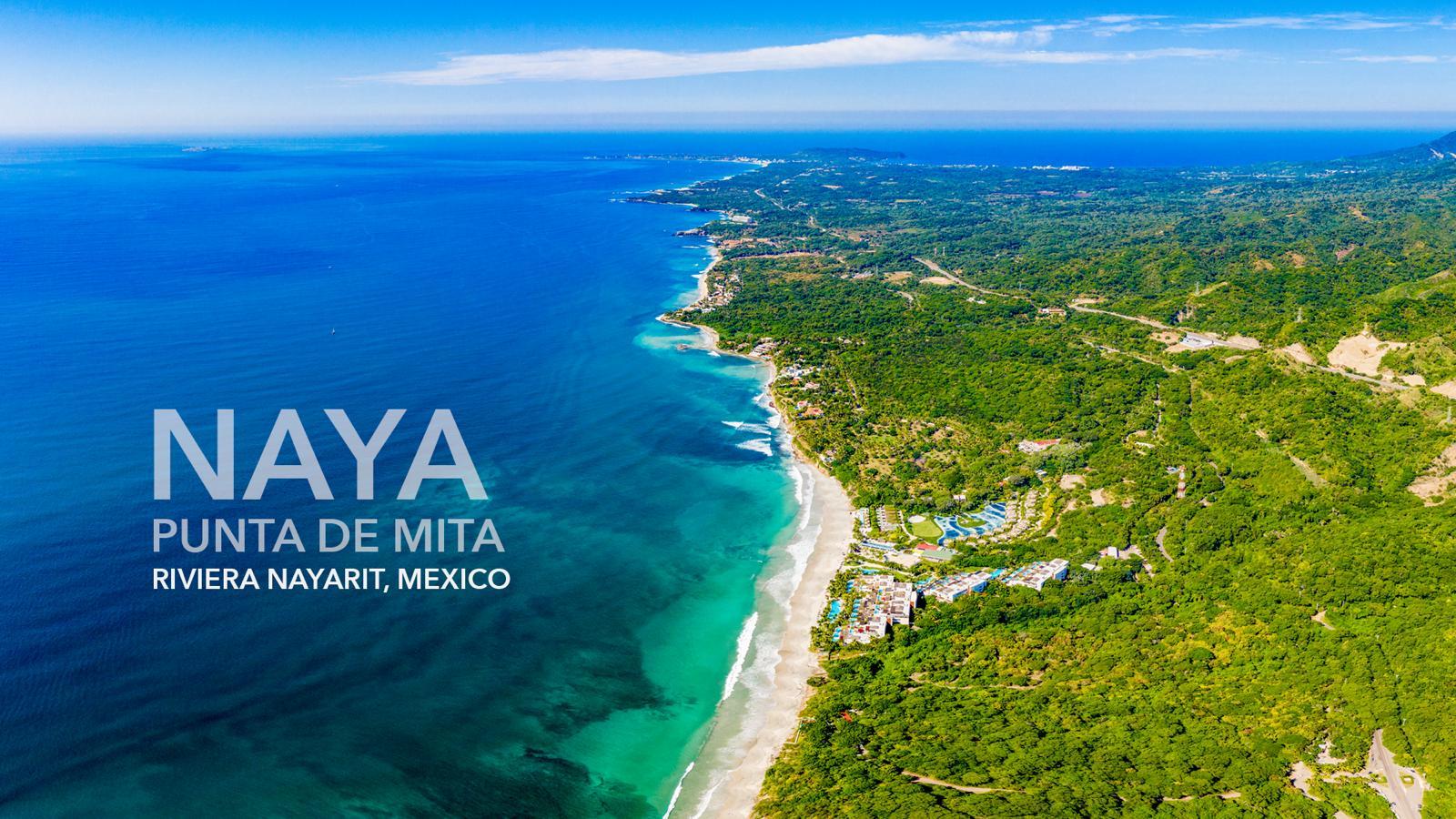 Naya - Punta de Mita luxury beachfront condominiums for sale on the North shore of Puerto Vallarta, Mexico - LPR Luxury real estate