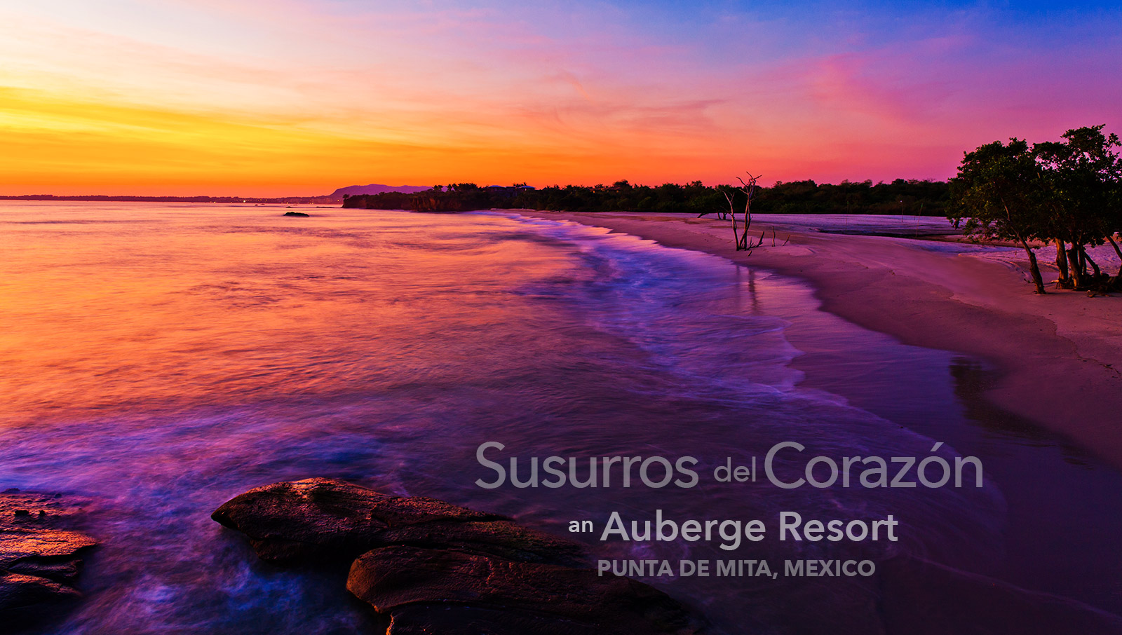 Auberge Residences, Punta de Mita, Riviera Nayarit, Mexico - Luxury beachfront resort condominiums real estate for sale