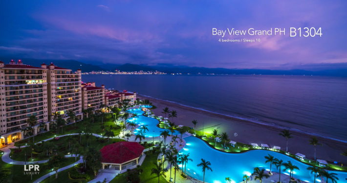 Bay View Grand PH B1304 - Puerto Vallarta Penthouse condominium for sale - Luxury Real estate