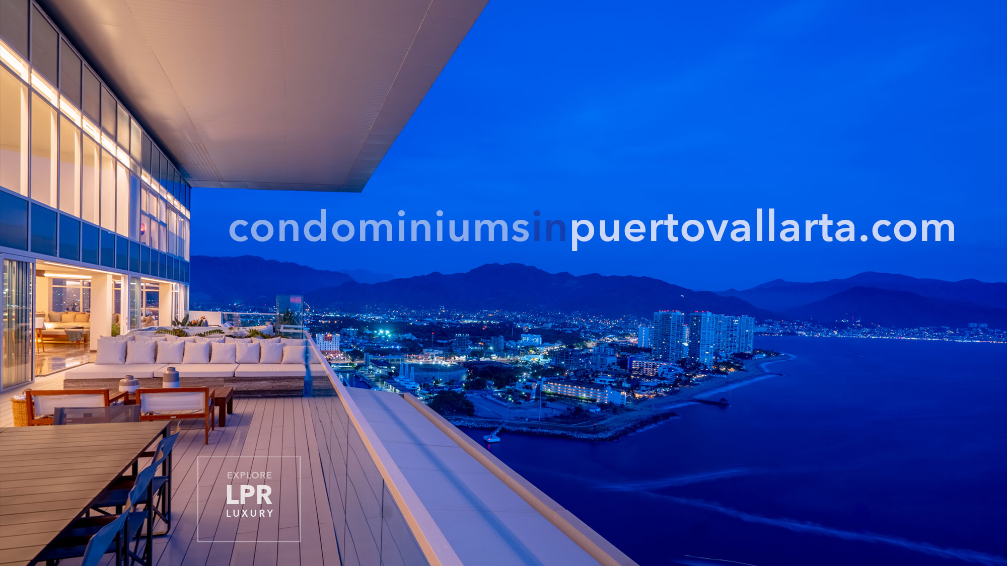 Explore the Puerto Vallarta | Riviera Nayarit condominium market with LPR Luxury.