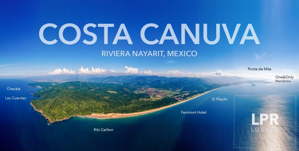 Costa Canuva - Riviera Nayrit, Mexico - Luxury real estate development featuring the Fairmont and the Ritz Hotels