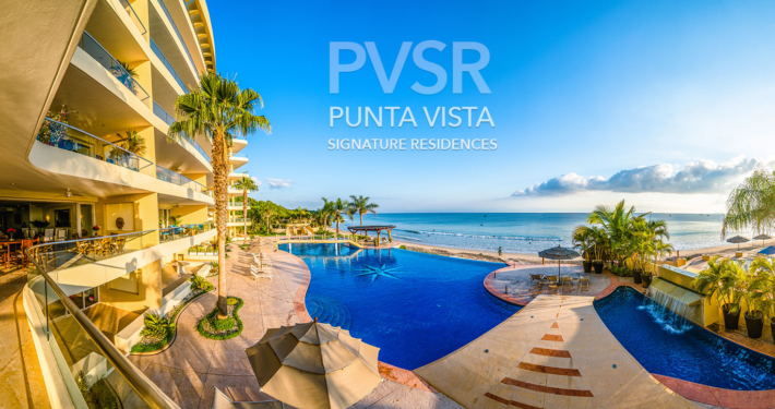 PVSR - Punta Vista Signature Residences - Playa Punta de Mita, Riviera Nayarit, Mexico - Condos for sale and rent