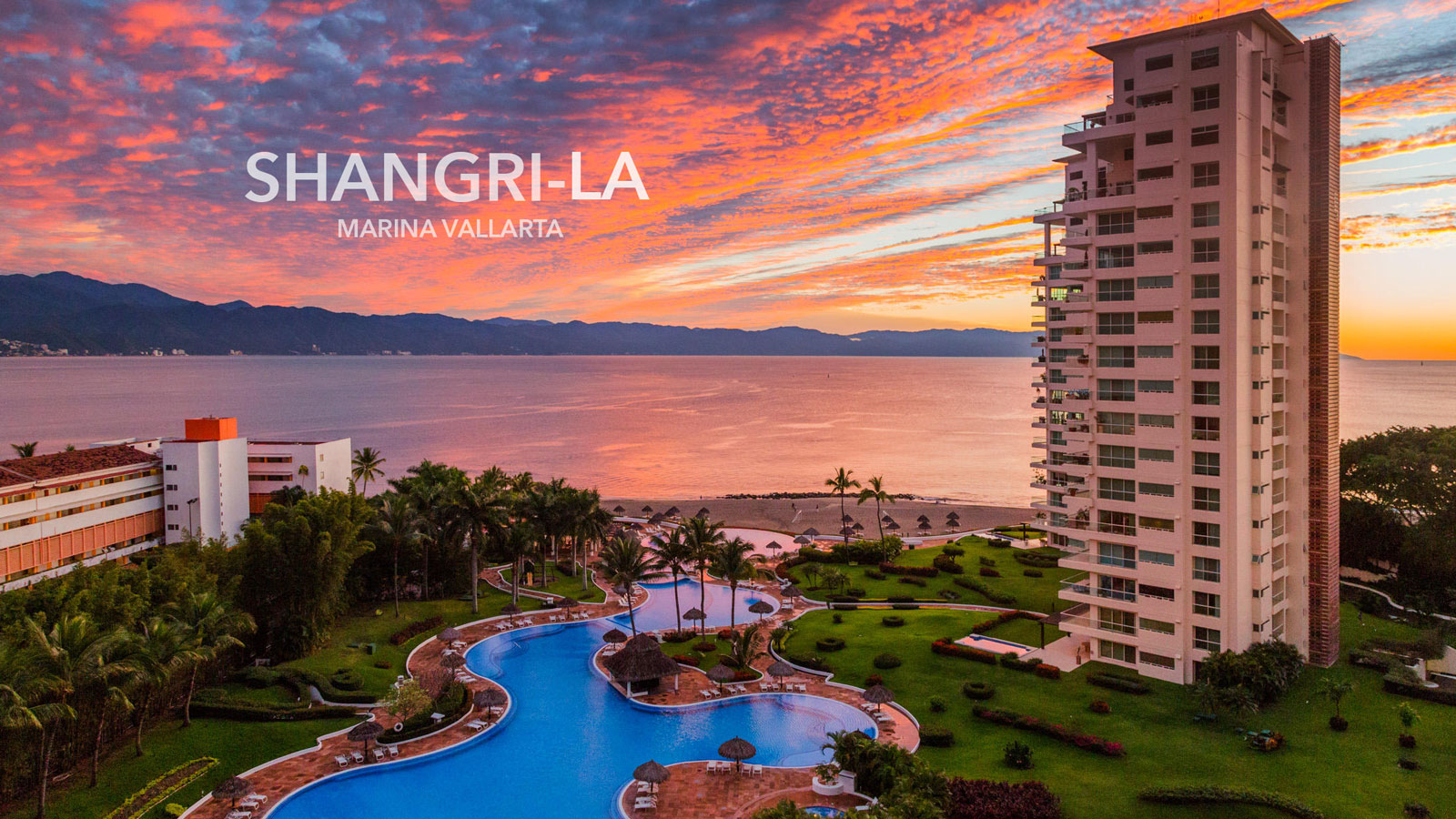 Shangri-La - Marina Vallarta - Puerto Vallarta condos for sale and rent - LPR Luxury real estate and vacation rentals