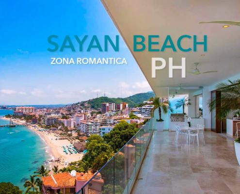 Sayan Beach Penthouse Puerto Vallarta PH - Mexico